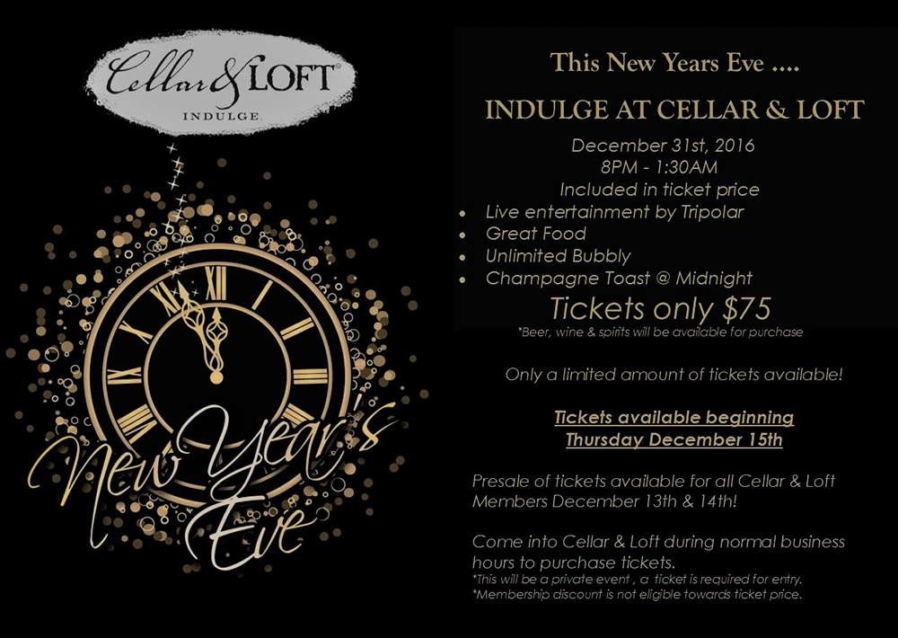 C&L NYE Party